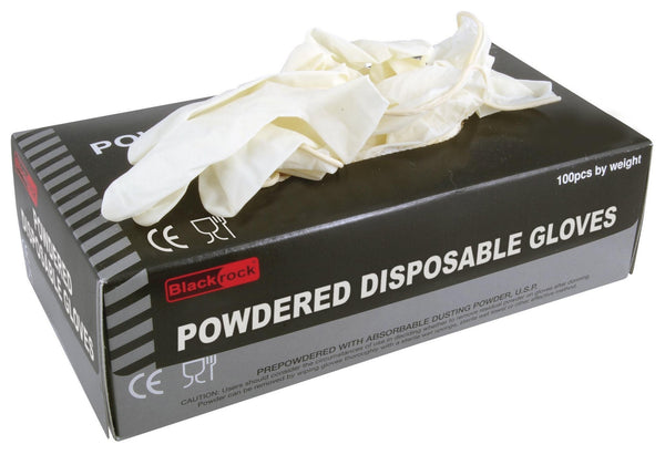 Prodec Powdered Disposable Gloves BOX100