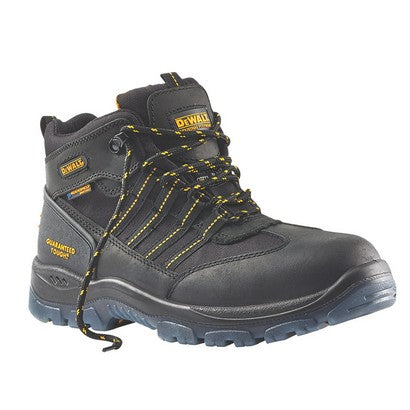 DEWALT NICKEL S3WR WATERPROOF SAFETY BOOT BLACK