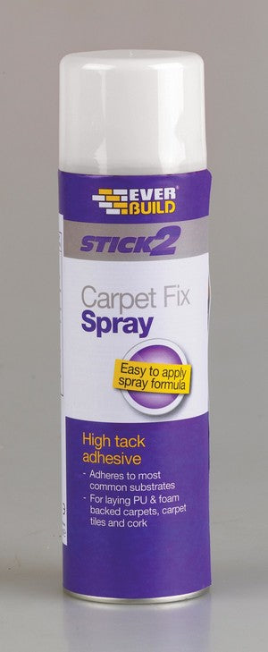 Carpet Fix Spray Adh.500ml