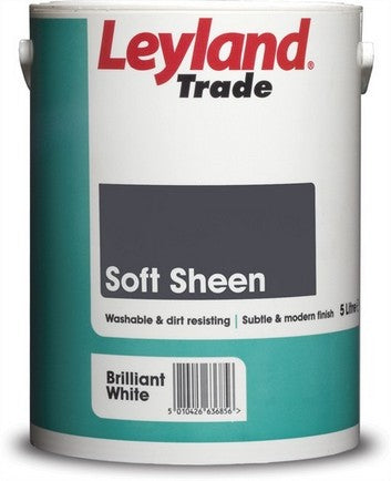 Leyland Soft Sheen Brilliant White