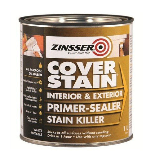 Coverstain Primer-Sealer