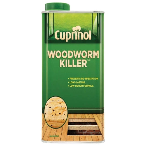 Cuprinol Woodworm Killer 500ml