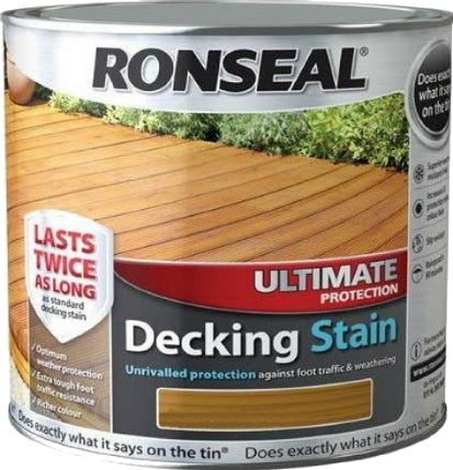 Ultimate Protection Decking Stain 2.5L