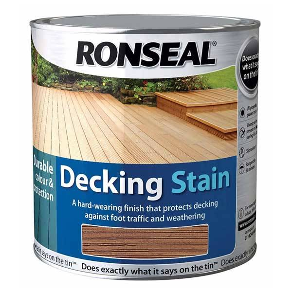 Decking Stain 2.5 Litre
