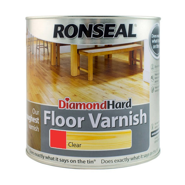Diamond Hard Floor Varnish Clear