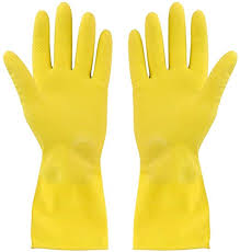 House Hold Rubber Gloves
