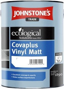 Johnstone's Covaplus Vinyl Matt Brilliant White