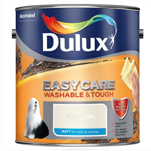 Dulux Endurance Matt Pure Brilliant White