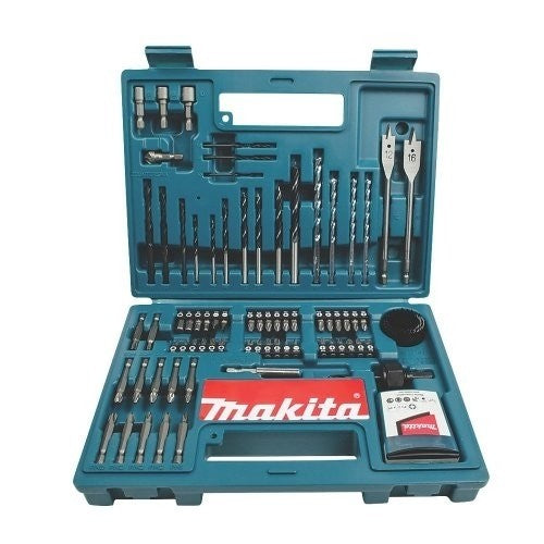 Makita 100pc Drill & Screwdriver Bit Accessory Set