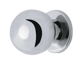 Palla Cabinet Knob Polished Chrome 22mm