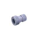 Pushfit Straight Reducer Grey 22mmx15mm