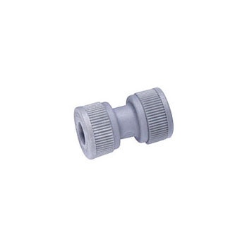 Pushfit Straight Connector Grey