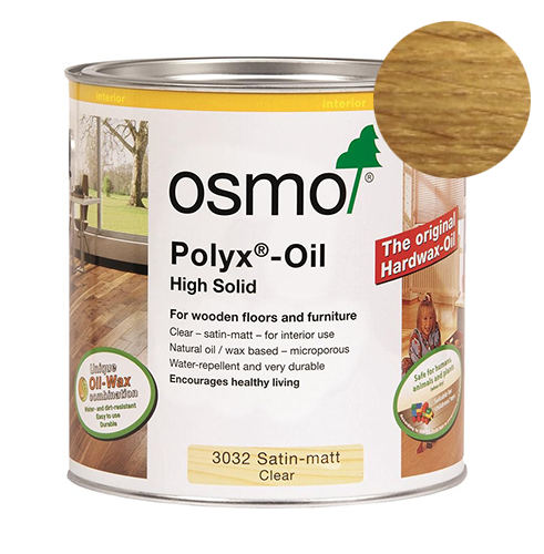 Polyx Oil Clear Satin