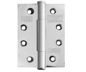 Concealed Bearing Hinge Polished Chrome 76x50