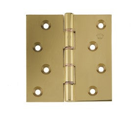 Brass Projection Polished Brass 102x102