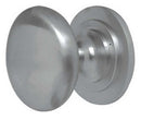 Satin Chrome Knob