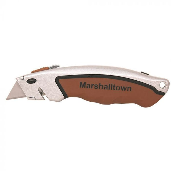 Marshalltown Soft Grip Utility Knife