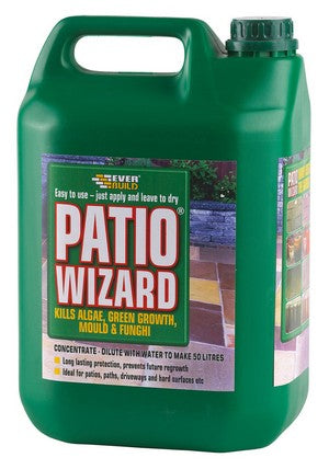 PATIO WIZARD CONCENT