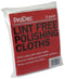 Lint Free Polishing Cloths 5pk