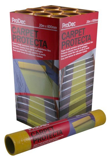 Prodec Carpet Protecta 20mx600mm
