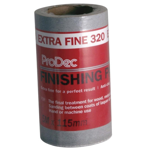 Prodec Finishing Paper