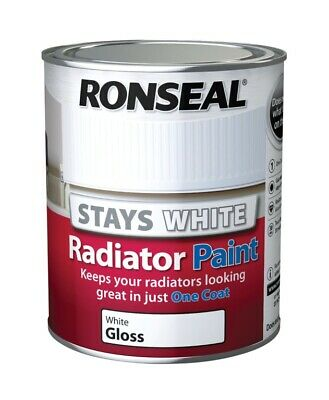 Radiator Paint White