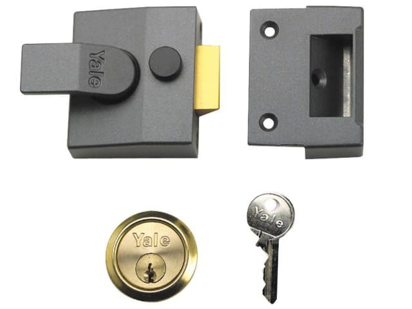 P85 Deadlocking Nightlatch