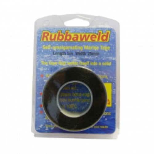Rubbaweld Black Tape