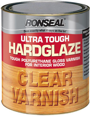 Ultra Tough Hardglaze Varnish Clear