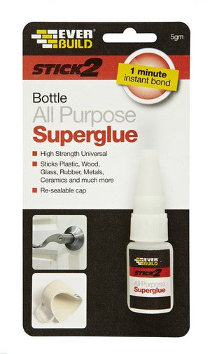 S2 ALL PURP SUPERGLUE BOTTLE