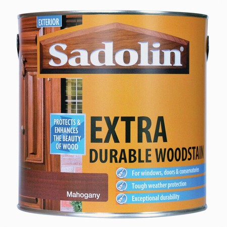Sadolin Extra Durable Woodstain
