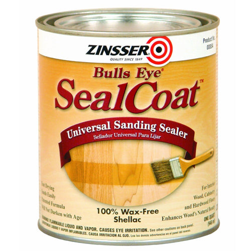 Bulls Eye SealCoat Primer-Sealer 1LT