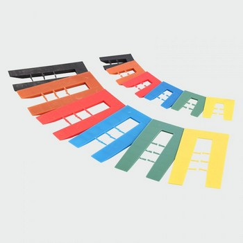 Plastic Shims Assorted 200pc