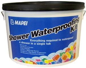 SHOWER WATERPROOFING KIT 5kg