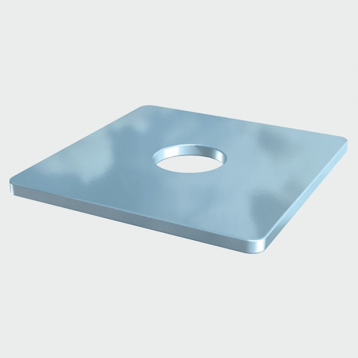 Square Plate Washer 2/Pack