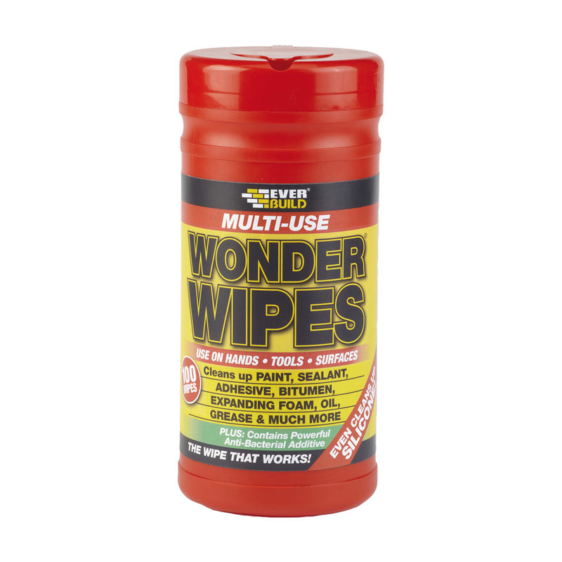 Wonder Wipes 100pcs