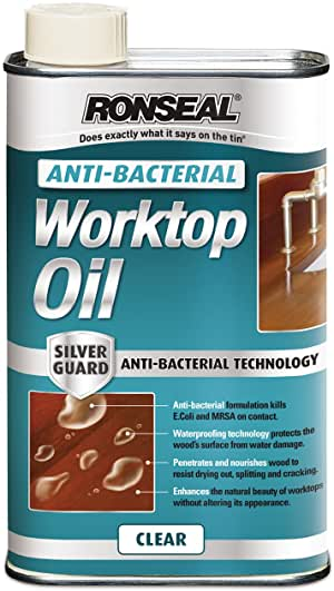 Anti-Bacterial Worktop Oil