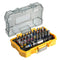 32 Piece Colour-Coded Screwdriver Bit Set