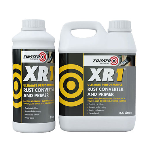 XR1 Rust Converter And Primer