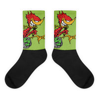 Green RoadRunna Socks