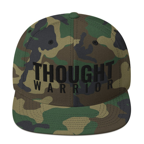 Thought Warrior Snapback