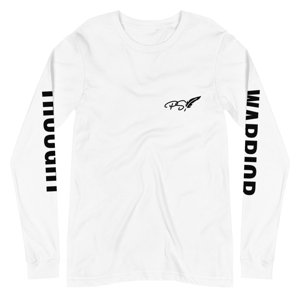 Thought Warrior Long Sleeve T