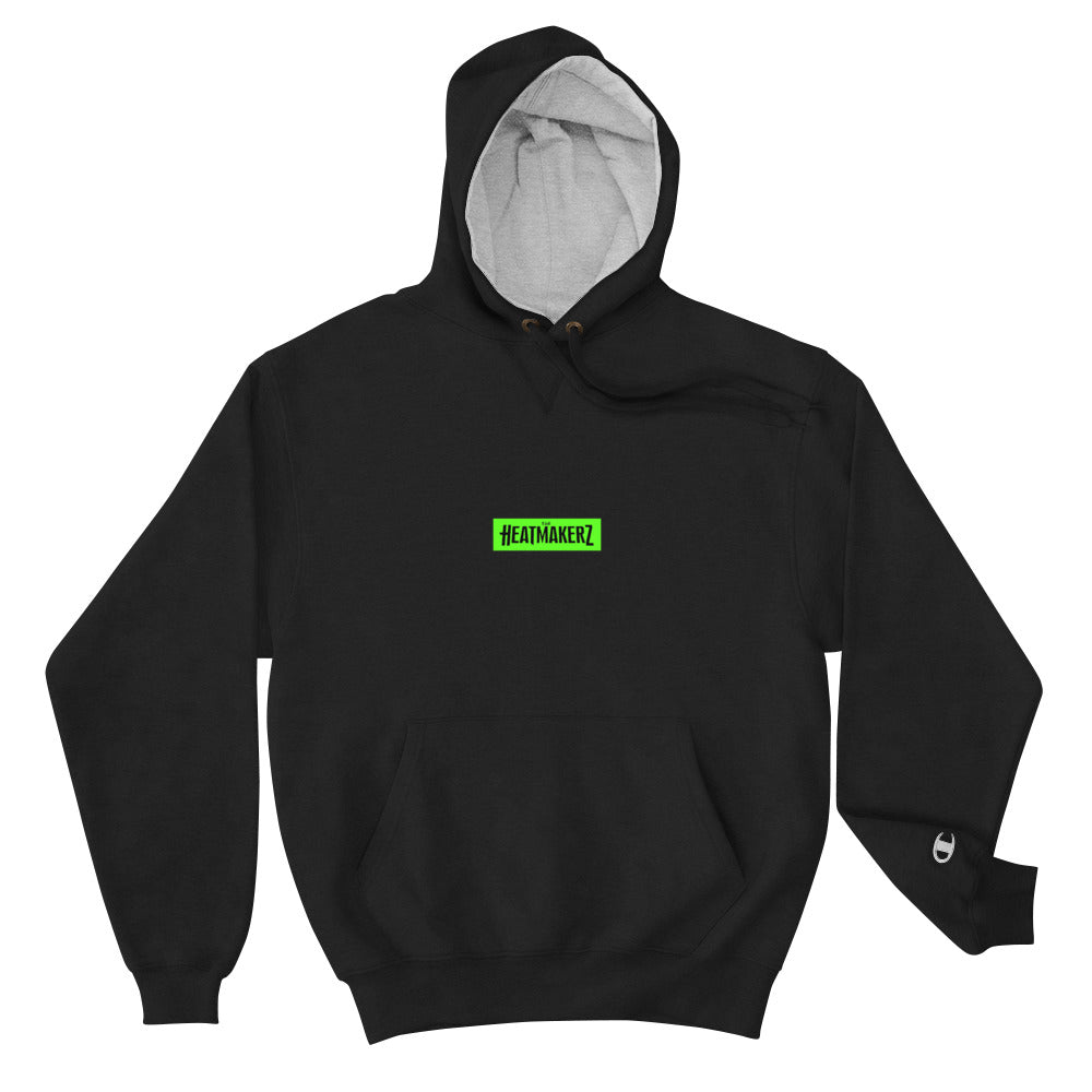 Keep Working Champion Hoodie (Hulk Green)