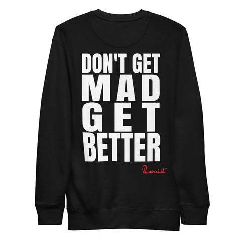 Get Better Unisex Fleece Pullover