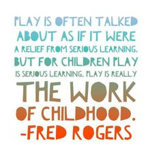 10 Reasons Why Learning Through Play Matters
