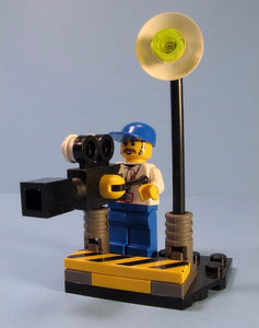 LEGO(r) BrickFilms with Stacked! 3/19-21 from 1-5pm