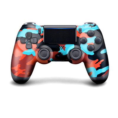 Blue Blood Camo PS4 Custom Controller Exclusive