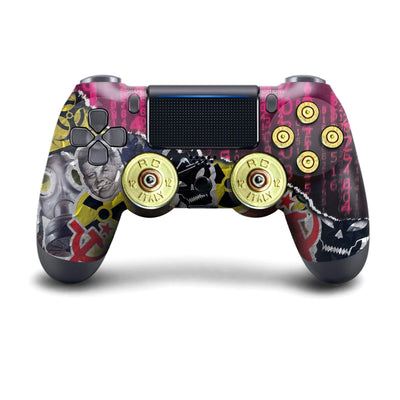COD PS4 Controller with Bullet Analog