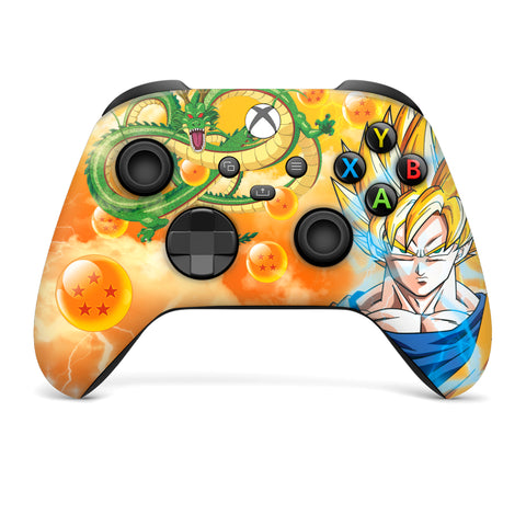 Dragon Ball Z Goku Xbox Series X Controller