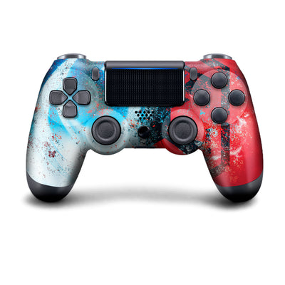Authentic, Smooth & Easy To Use Wireless PS4 Custom Regular / Modded Controller With Exclusive Design - Jedi Sith